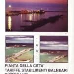 Guida Turistica anno 1991