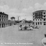Stazione - Palazzo hotel Corona