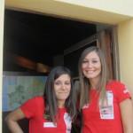 Operatrici turismol: Luna e Francesca