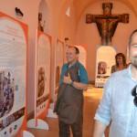Il Presidente della Provincia alla mostra Adriamus